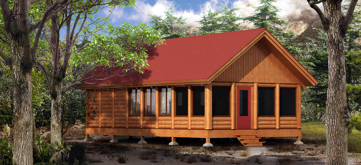 The Woody Cabin Process