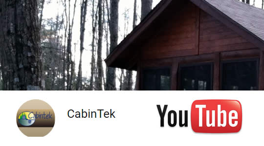 Cabintek The Woody in Motion on YouTube