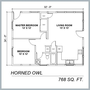 HORNED OWL FLOOR PLAN - HI RES